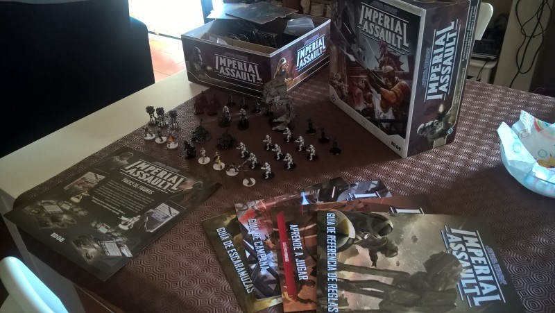 StarWars Imperial Assault