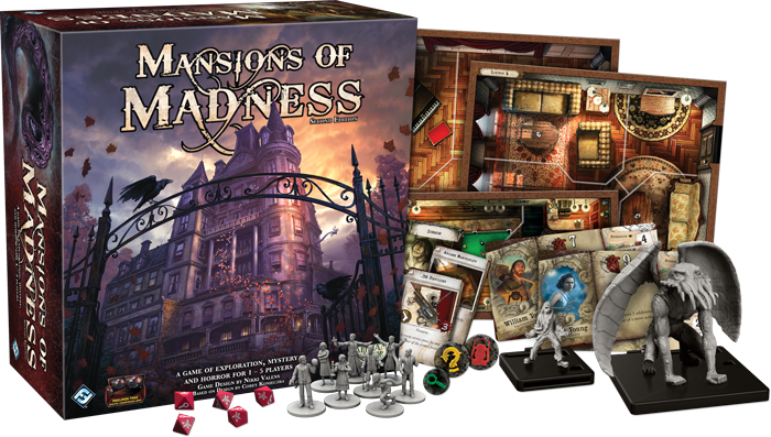 Massion Of Madness