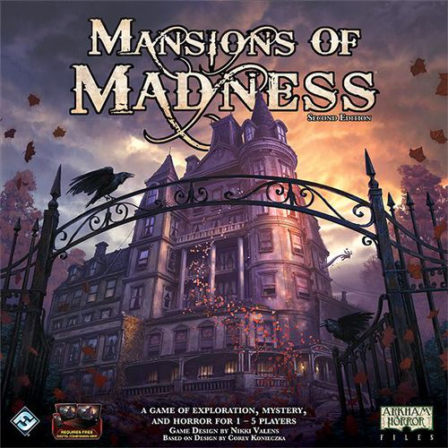 Mansion of Madness - 2nd Ed.